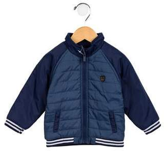 Mayoral Boys' Zip-Up Bomber Jacket w/ Tags