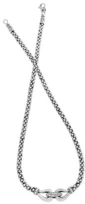 Lagos 'Derby' Diamond Strand Necklace