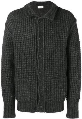 Maison Flaneur buttoned up cardigan