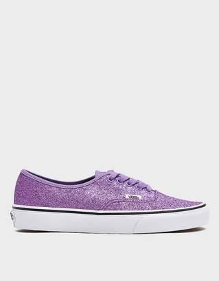 Vans Authentic Sneaker in Glitter Fairy Wren
