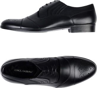 Dolce & Gabbana Lace-up shoes - Item 11407120WT