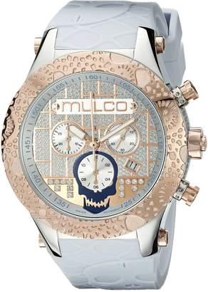 Mulco Men's MW5-2331-413 Couture Analog Display Swiss Quartz Watch