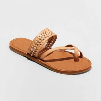 Universal Thread Women's Taryn Woven Toe Ring Sandals