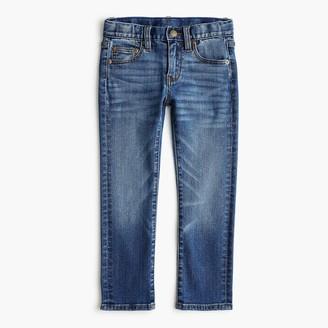 J.Crew Boys' homeroom wash runaround jean in slim fit