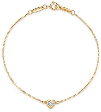 Tiffany & Co. Elsa Peretti® Diamonds by the Yard® heart bracelet