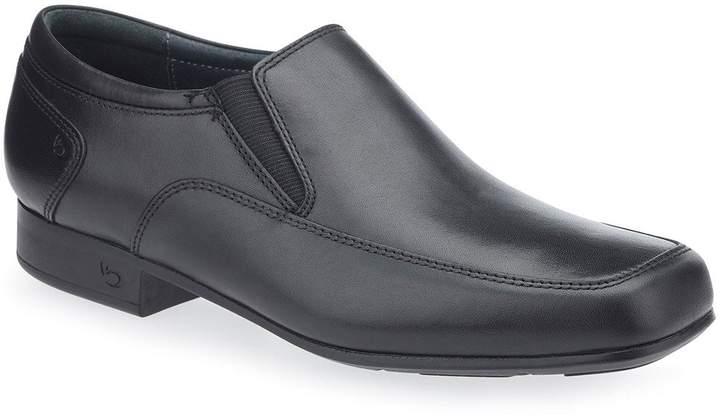 Start-rite Older Boys Slip On Tyler School Shoe - Black
