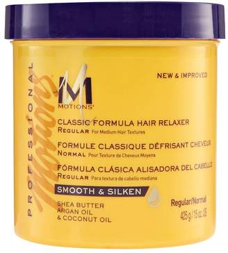 Motions Relaxer Regular