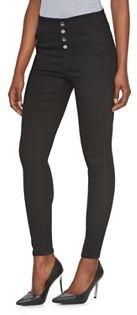 Women's Jennifer Lopez High-Rise Skinny Jeans $64 thestylecure.com