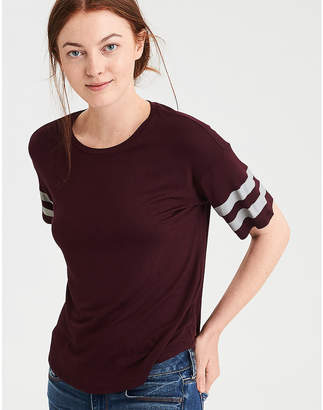 American Eagle AE Drop Shoulder Tee