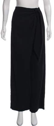 Dion Lee Wide-Leg High-Rise Pants