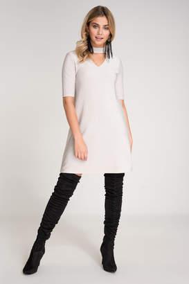 Ardene Sparkly Choker Dress