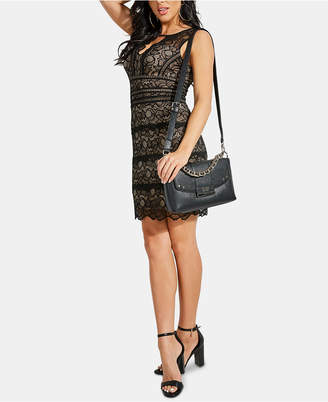 28aef6171cc5e Teen Black Lace Dresses - ShopStyle
