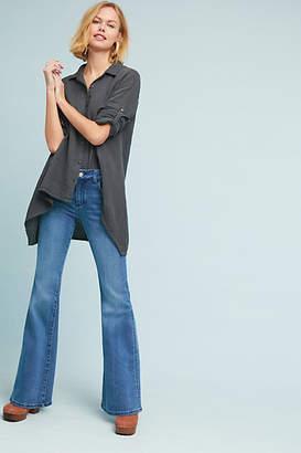 Pilcro and the Letterpress Pilcro Wharton High-Rise Flare Jeans