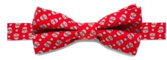 Cufflinks Inc. Cufflinks, Inc. 'Star Wars(TM) - Darth Vader Dot' Silk Bow Tie