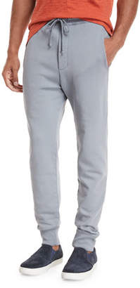 Vince Cotton Jogger Sweatpants with Pockets
