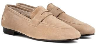 Bougeotte Exclusive to Mytheresa – Classic shearling-lined loafers