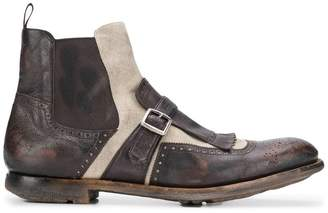 Church's ankle oxford boots