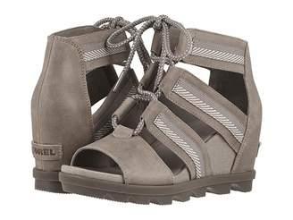 72a1d491f Sorel Gray Women's Sandals - ShopStyle