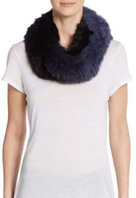 La Fiorentina Rabbit Fur Muffler