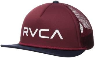 RVCA Men's Foamy Trucker Hat
