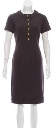 Diane von Furstenberg Quincy Sheath Dress
