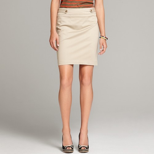Tommy Hilfiger Women's Suiting Separates Pencil Skirt