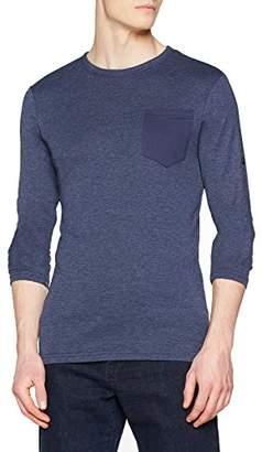 G Star Men's Belfurr Regular Pocket R T L/s Long Sleeve Top