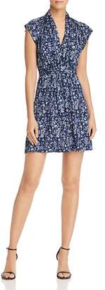 French Connection Remi Floral-Print Dress