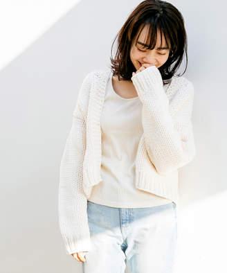 apart by lowrys (アパート バイ ローリーズ) - HANDショートカーディガン