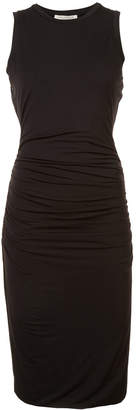 Halston pencil fitted dress