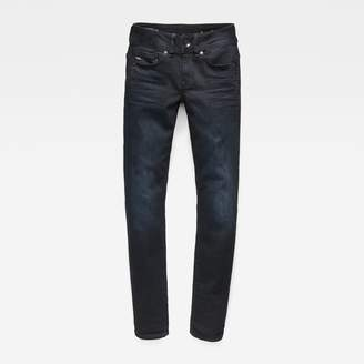 G Star Midge Saddle Mid Waist Straight Jeans