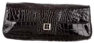 Kate SpadeKate Spade New York Embossed Leather Clutch