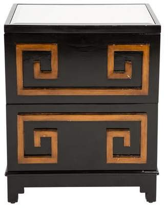 Hollywood Regency-Style Chest of Drawers