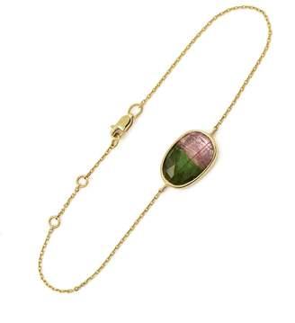 Celine Daoust Maya Tourmaline Chain Bracelet