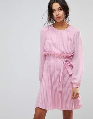 Max & Co. Max&co Candy Pink Ruffle Dress