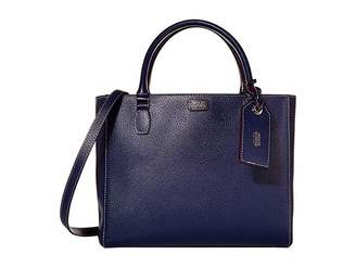 Frances Valentine Olivia Double Handle Tote