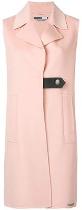 Sportmax Code Opale sleeveless coat