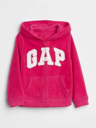 Gap Logo Hoodie Sweatshirt in Heavyweight Fleece
