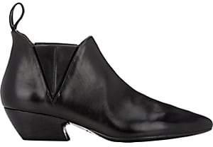 Marsèll Women's Western Ankle Boots - Black