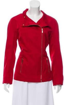 St. John Lightweight Zip-Up Jacket