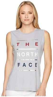 The North Face Americana Track Tank Top Women's Sleeveless
