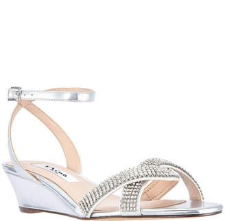 Nina Florina Wedge Sandals Women Shoes