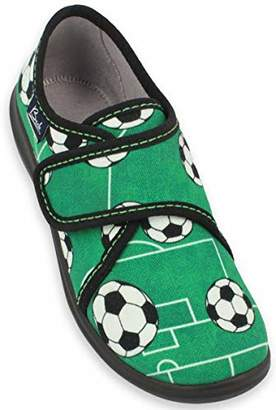 Beck Boys' Fussball Low-Top Slippers