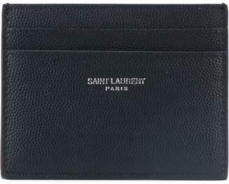 Saint Laurent 'Paris' cardholder