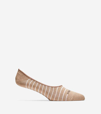 Cole Haan Fine Stripe Sock Liner – 2 Pack