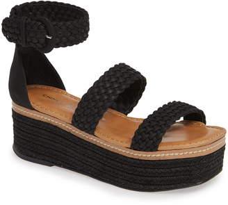 Chinese Laundry Espadrille Platform Sandal