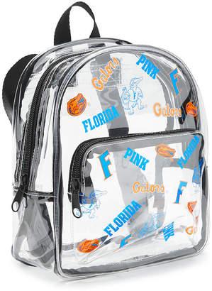 Victoria's Secret Victorias Secret University of Florida Clear Micro Backpack