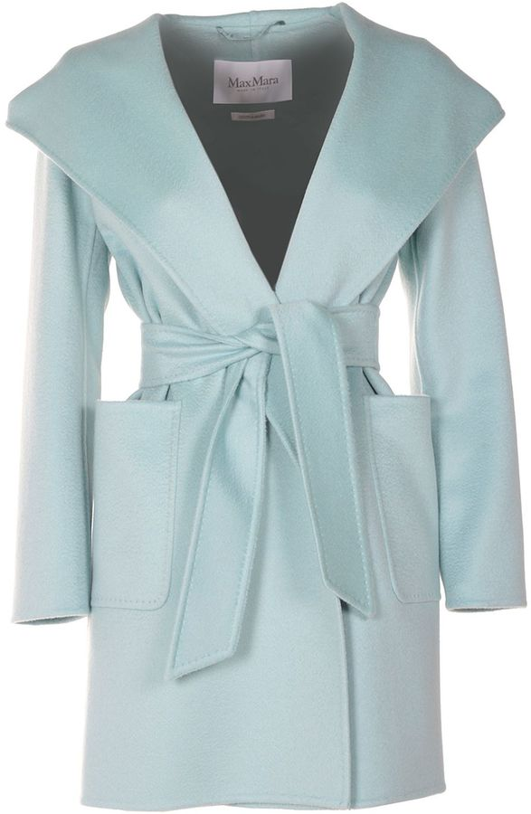 Max MaraMax Mara Fata Cashmere Hooded Coat