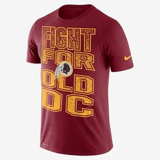 Nike Men's T-Shirt Dri-FIT (NFL Redskins)