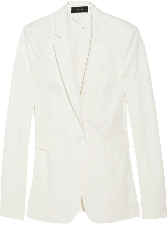 Joseph Sir stretch cotton-blend blazer
